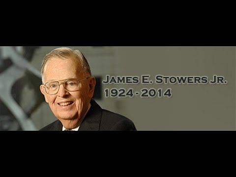 James E. Stowers, Jr. 1924-2014