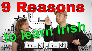 9 Reasons to Learn Irish☘💚 (with Benny the Irish Polyglot & Lindsay Does Languages)