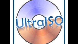 Монтируем образ с помощью программы UltraISO