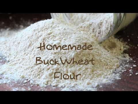 Homemade Buckwheat Flour Recipe