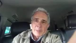 Uribe pide intervención militar en Venezuela