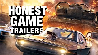 Honest Game Trailers | Fast & Furious Crossroads