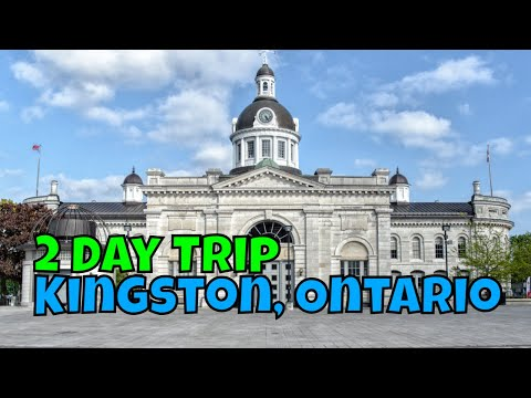Travelling Foodie Guide: 2 Days in Kingston, Ontario