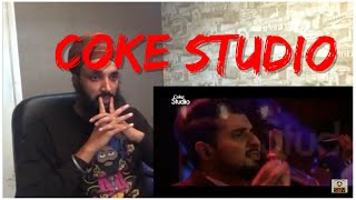 Mujh Se Pehli Si Muhabbat | Coke Studio |  Season 10 | Pakistani Reaction