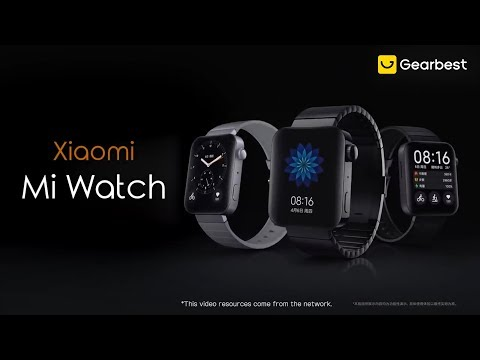 Xiaomi Wear 3100 Cortex A7 44mm Smart Watch - Gearbest.com
