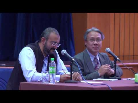 """Public Lecture: """"Maqasid Al-Shari'ah and The Challenges Facing The Muslim Youth"""" by Dr Jasser Auda"""
