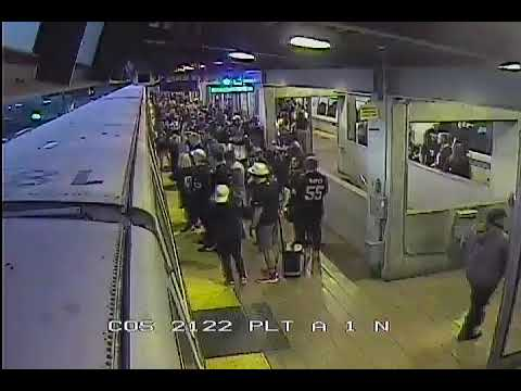 Doc Reno - Train Employee Saves Passenger