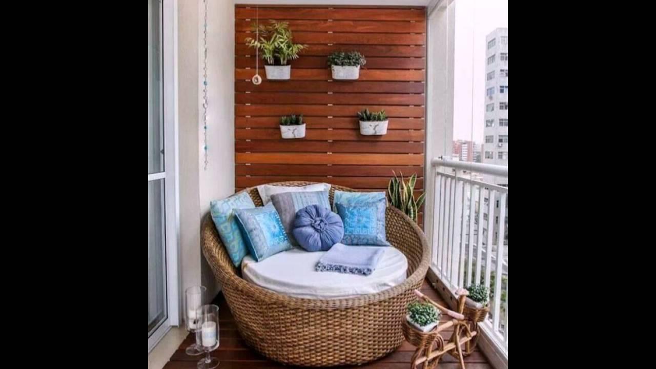 Kleine Terrasse Mit Lounge Möbeln Einrichten - Youtube Terrasse Lounge Mobeln Einrichten