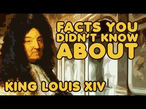 Facts You Didn't Know About King Louis XIV of France