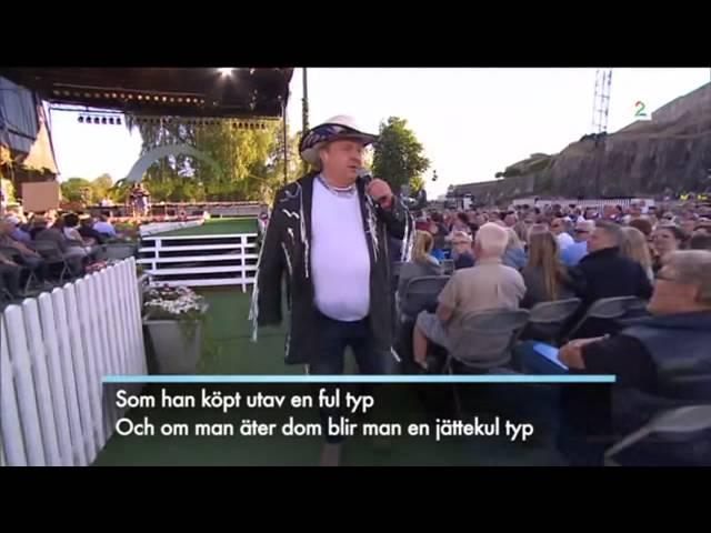 Lasse Stefanz ~ Brev Från Kolonien ~ Allsang På Grensen 2014