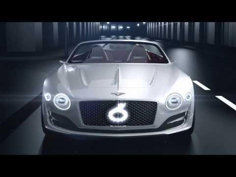 Introducing the Bentley EXP 12 Speed 6e Concept   Bentley