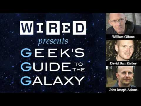 William Gibson Interview - Geek