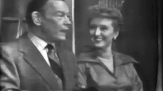 Fred Allen on The Colgate Comedy Hour with Celeste Holm & Tony Martin (Apr 15, 1951)