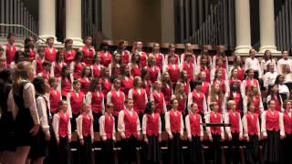 """Let Me Fly,"" by the Nashville Children"