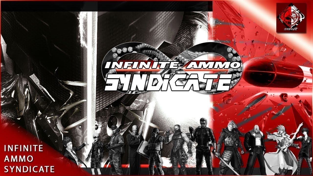 Infinite Ammo Syndicate Podcast EP.24 The E3 2017