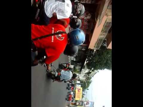 Militan Pdi P Ganas X Baja Yogyakarta
