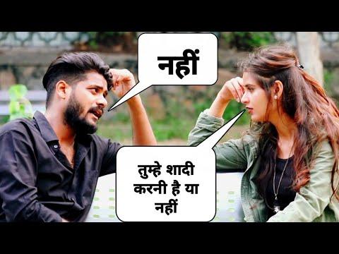 Marriage Prank On Boyfriend || Gone Emotional || Pranks In India || Sunny Thakur || Sonia Chaudhary