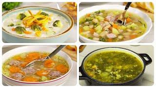 Фасолевый сырный или с фрикадельками 4 быстрых рецепта аппетитного супа от Всегда Вкусно