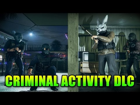 Battlefield Hardline Criminal Activity DLC 1