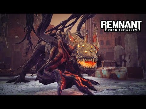 Remnant: From The Ashes - Singe Boss Fight [SOLO] | PC Gameplay |
