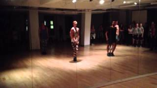 Repeat youtube video Bobby Newberry- BLACK SKINHEAD CHOREOGRAPHY BDC