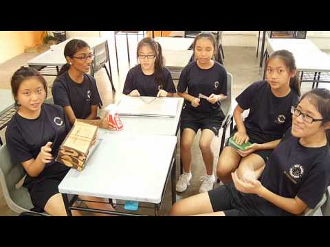 Swiss Cottage Girl Guides-this is us,swiss guides (World Thinking day 14)