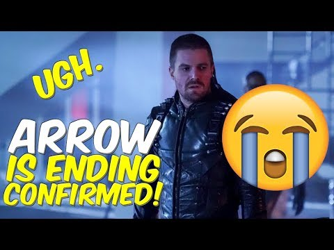 Stephen Amell Confirms, Arrow Ending At Season 8 😥 Mp3