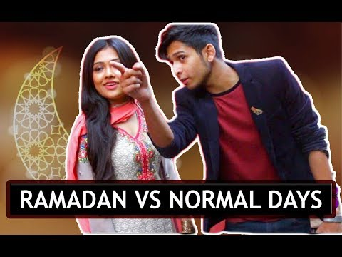 Ramadan Vs Normal Days - Tawhid Afridi