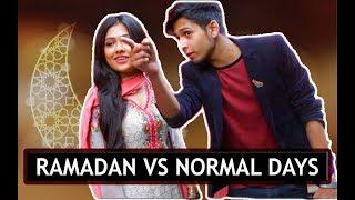 Ramadan Vs Normal Days - Tawhid Afridi