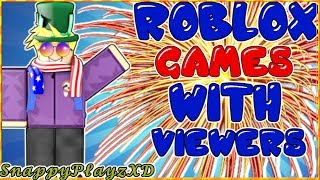 ROBLOX GAMES w/ VIEWERS (JailBreak, Mad City and more!) | 30,000 JAILBREAK CASH AT SUB-GOAL! | LIVE