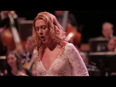 Elgar - Dream of Gerontius - Magdalena Kožená (répétition 2/2)