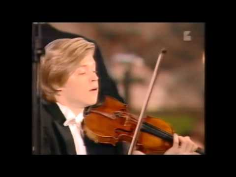 Olli Mustonen: Concerto for three violins and orchestra.