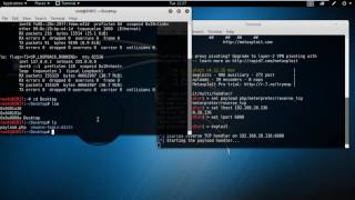How to hack pc with php kali linux
