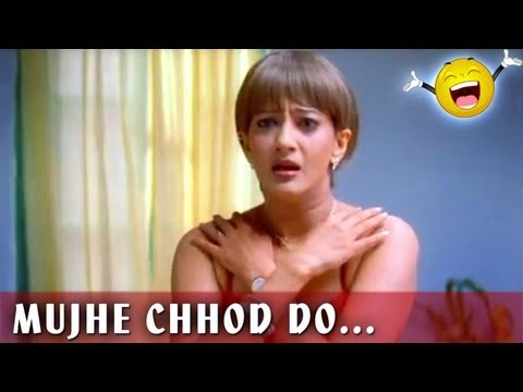 Mujhse Shaadi Karogi - Amrish Puri Catches...