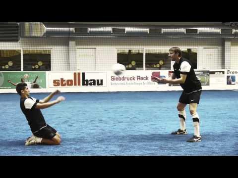 Ballkontrolle Wie Zlatan Ibrahimovic - Fussball-Technik-Training Tutorials