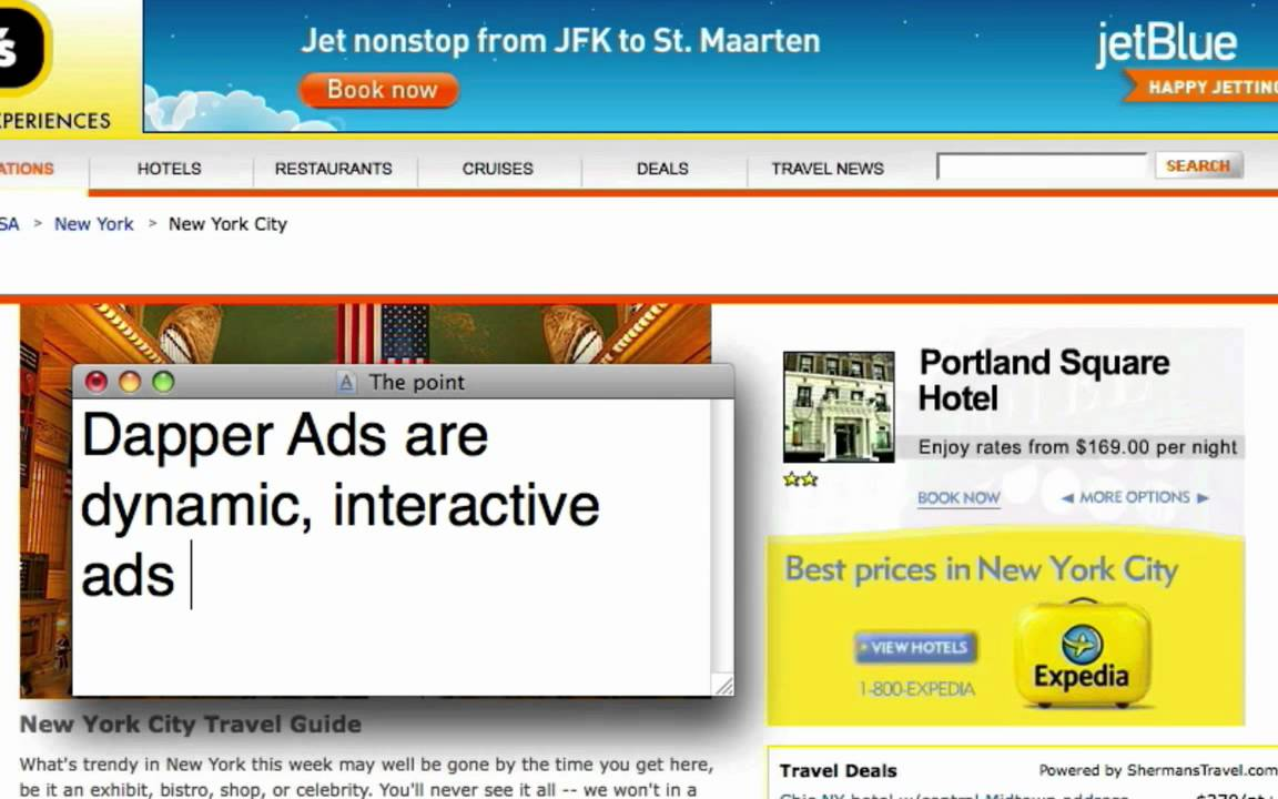 How Dapper Ads can Save Display
