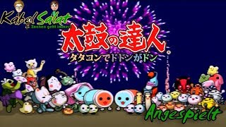 Angespielt: Taiko no Tatsujin: Tatakon de Dodon ga Don (PS2, Import)