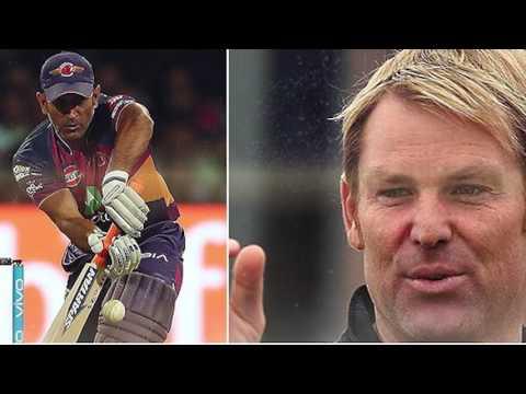 IPL 2017 Australian Cricketer Shane Warne Backed Former Rising Pune Supergiants Skipper MS Dhoni