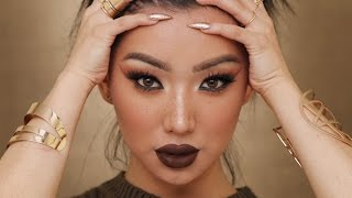 EASY WARM BROWN FALL MAKEUP | Dragun
