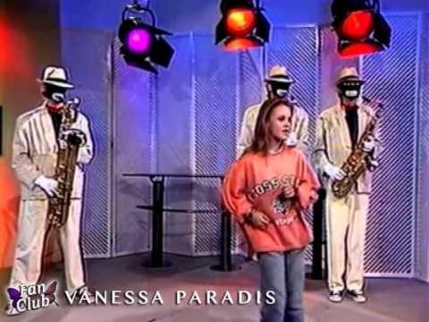 """Midi P.I.C. FR3 - """"Joe Le Taxi"""" Vanessa Paradis le 10 septembre 1987"""