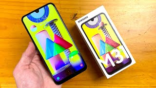 Samsung Galaxy M31 Unboxing & First Impressions!