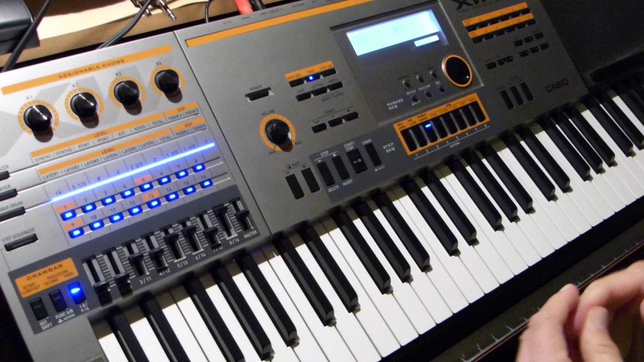 Casio Xw P1 Review : casio xw p1 synth tutorial review 1 overview of functions youtube ~ Hamham.info Haus und Dekorationen