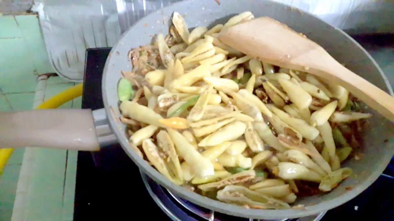 Sabah Tradisional Food Resepi Masak Lada Putih Youtube