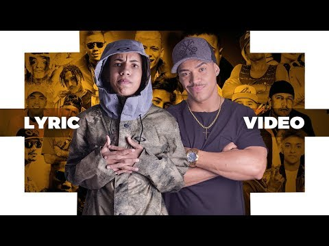 MC Kapela e MC Don Juan - Agora Você Corre Atrás (Lyric Video) Djay W
