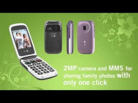 Doro PhoneEasy® 612: Product video