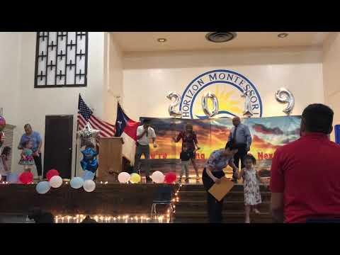 Horizon Montessori I - 2019 Awards Assembly