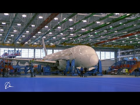 Boeing's 787 Dreamliner gets assembled quickly for Air India