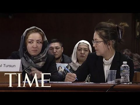 Uighur Woman Tells Congress Of Torture In Chinese Internment Camps: I Begged Them To Kill Me | TIME