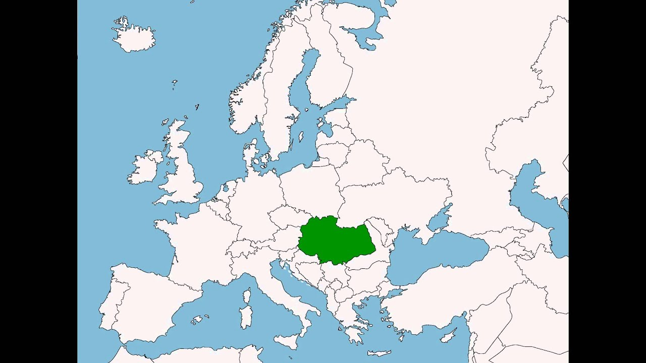 Great hungary map youtube great hungary map gumiabroncs Choice Image