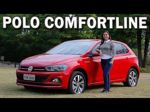 VW Polo 2018 200 TSI Comfortline em Detalhes